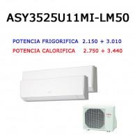 Multisplit Inverter 2x1 (Oferta). AGOTADO