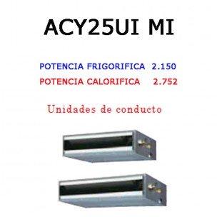Unid. Interior Conductos  (multisplit)